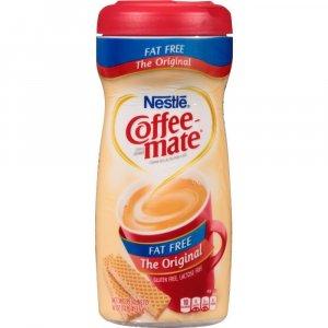 NESTLE COFFEE MATE POWDER FAT FREE 16OZ 453.5GM