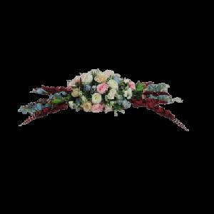 ARTIFICIAL BOUQUET FLOWERS MIXED