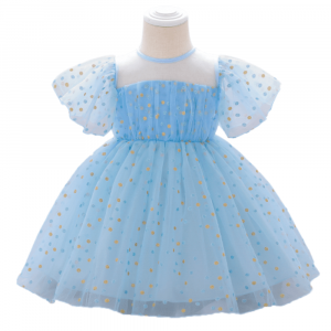 LACE DRESS PATTERN FOR GIRLS 6M-18MONTHS