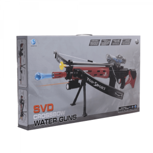 KIDS SVD CROSSBOW WATER GUN SNIPER AND RIFLE FOR BOYS