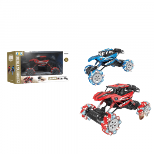 2 IN 1 CLIMBING RACING TOY CAR TRIBE FOR KIDS LIMITED EDITION