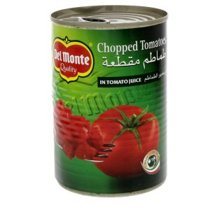 DEL MONTE CHOPPED TOMATOES 420GM