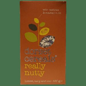 DORSET CEREALS REALLY NUTTY MUESLI 560GM