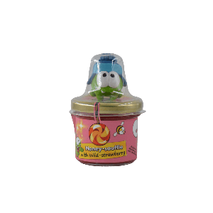 WILD STRAWBERRY HONEY SOUFFLE (WITH TOY) 125G