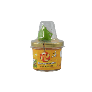 APRICOT HONEY SOUFFLE (WITH TOY) 125G