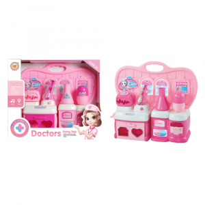 KIDS EDUCATIONAL TOY DOCTOR PLAY SET FOR GIRLS