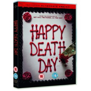 HAPPY DEATH DAY 2017 DVD