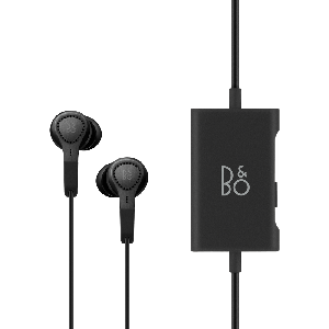 BANG & OLUFSEN EARPHONES BEOPLAY E4 BLACK