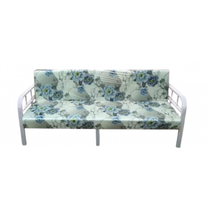MULTI FUNCTION SOFA WITH BED METAL FRAME MULTI COLOR