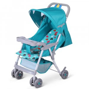 BABY FOLDING STROLLER WITH FOOD TRAY