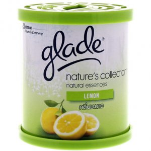 GLADE NATURES COLLECTION LEMON 70GM