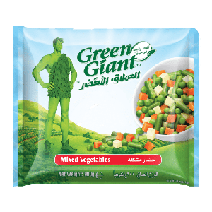 GREEN GIANT MIXED VEGETABLES 900GM