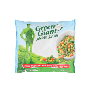 GREEN GIANT PEAS & DICED CARROTS 450GM