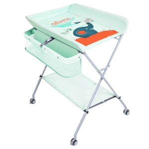 FOLDABLE DIAPER TABLE FOR BABY