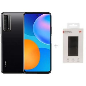 HUAWEI Y7A 4GB/128GB MIDNIGHT BLACK + POWERBANK 6700MAH