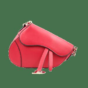 Saddle Style Ladies mini Hand Bag