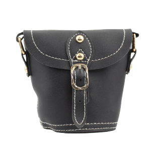 Bucket Shaped Ladies Hand Bag