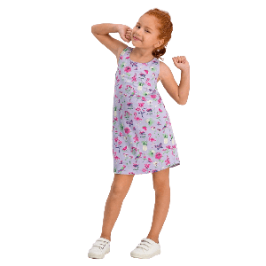 ROLY POLY SUMMER DRESS