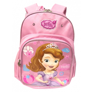 GIRL BAG SOFIA THE FIRST BACKPACK SMALL