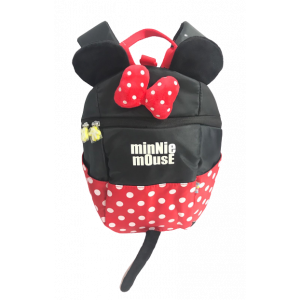 GIRL BAG MINNIE MOUSE BACKPACK