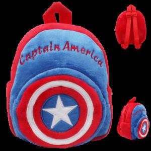 BOY BAG CAPTAIN AMERICA SMALL BACKPACK