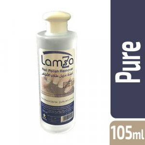 LAMSA NAIL POLISH REMOVER PURE 105ML