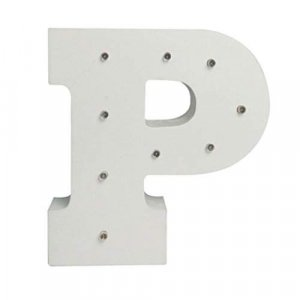 DECORATIVE LIGHT LETTER MODEL 4 - P