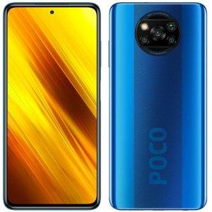 XIAOMI POCO X3 NFC 128GB, 6GB RAM COBALT BLUE