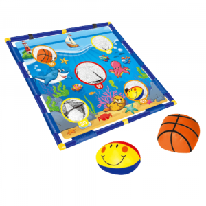 5 HOLE TARGET 2 BALL SET OUTDOOR GAME
