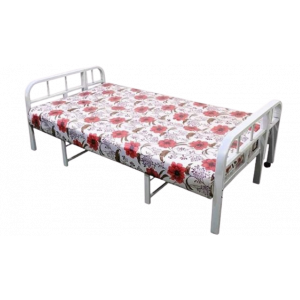 MULTIFUNCTION SOFA WITH BED METAL FRAME