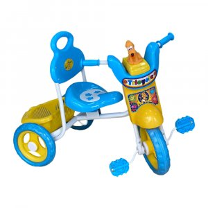 TRICYCLE FOR KIDS 2-4 YEARS WITH MUSIC
