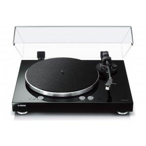 YAMAHA MUSICCAST TURNTABLE BLACK TT-N503