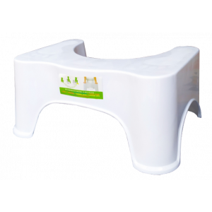 U-SHAPED SQUATTING TOILET STOOL NON-SLIP PAD