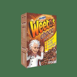 WEETABIX WEETOS 375GM