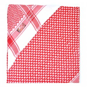 ARABIC SHEMAGH ROYAL KEFFIYEH PREMIUM 100% COTTON