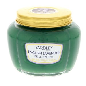 YARDLEY BRILLANTINE LAVENDER HAIR CREAM 150GM