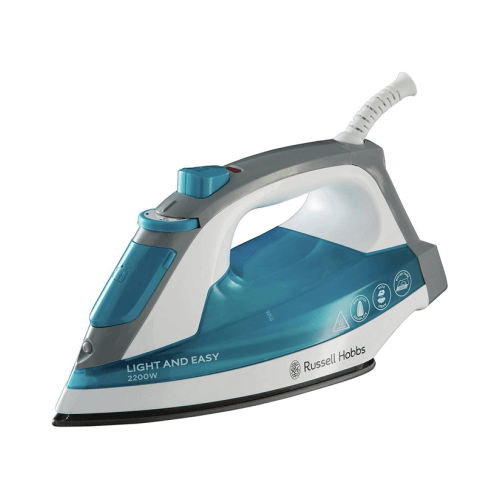 STEAM IRON LIGHT AND EASY 23590 RUSSELL HOBBS