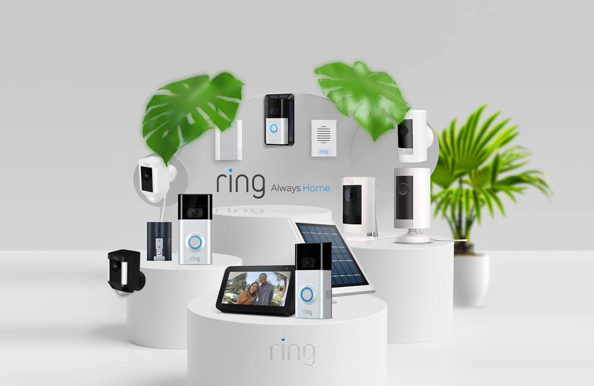 Ring Cameras
